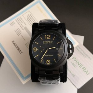 PANERAI LUMINOR MARINA ALL BLACK - 9PFYM57L6