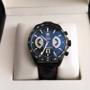 TAG Heuer Carrera 17RS2 Black - QJRURFXTK