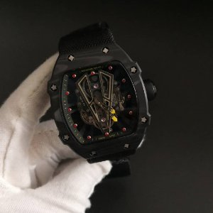 RICHARD MILLE FIBRA DE CARBONO RM27-03 - Y4HT4G3BY- SDX
