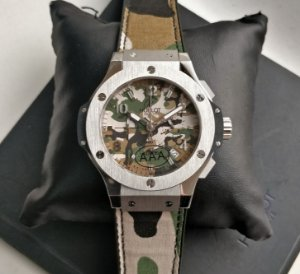 HUBLOT BIG BANG CAMUFLADO - DWFK3CL5U