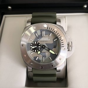 PANERAI LUMINOR SUBMERSIBLE CAMUFLADO - 2ZZWHEYMM