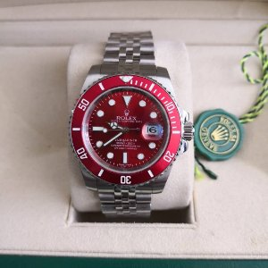 ROLEX SUBMARINER NEW RED - 2EHE4ME5T
