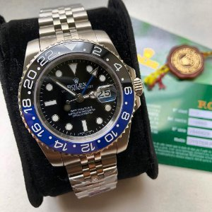 ROLEX GMT- MASTER II NEW BATMAN - R8W7MUYMD