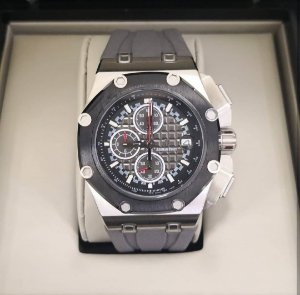 Audemar Piguet Royal Oak Offshore Cinza - N4EWS3P4Q