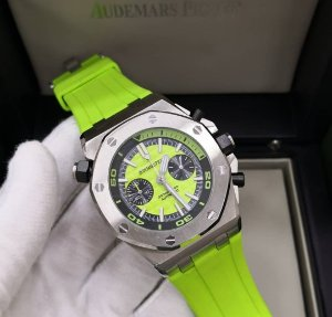 Audemar Piguet Royal Oak Offshore Verde- U8LWMMNTF