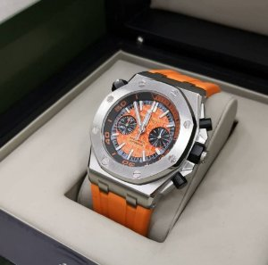 AudemarS Piguet Royal Oak Offshore LARANJA - PHL422PQG