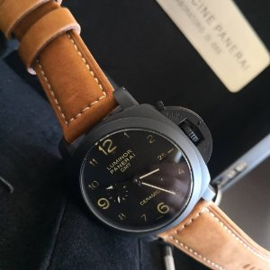 PANERAI LUMINOR GMT - DTYL5D5RU