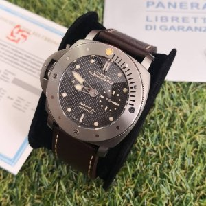 PANERAI SUBMERSIBLE - F37RAT28E