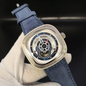 SEVENFRIDAY SF/P3 - WP4M2S88K-SDX