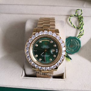 ROLEX DAY-DATE CRAVEJADO  - 6924XU4GS
