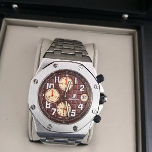 AUDEMARS PIGUET ROYAL OAK CHRONOGRAPH - MKBNK32PN