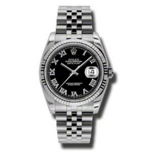 ROLEX DATEJUST 36mm - 8BMRLW6KK