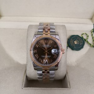 ROLEX DATEJUST LADY CRAVEJADO - 4NJC6P984