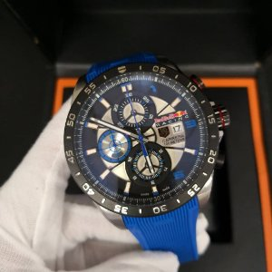 TAG HEUER RANCING BLUE - Z8ZTCZXSN