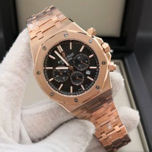 Audemars Piguet Royal Oak Chrono - N5NQ6PHFW