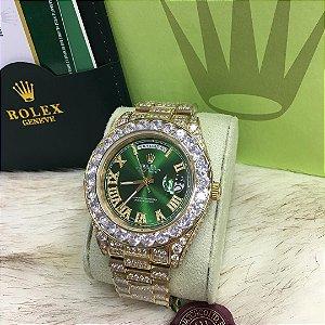 ROLEX DAY-DATE DIAMONDS - J7T95RY87