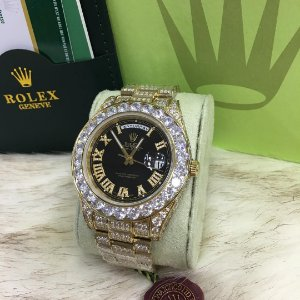 ROLEX DAY-DATE DIAMONDS - V2A6ARQVS