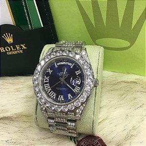 ROLEX DAY-DATE DIAMONDS - 2ZH6RDTR5