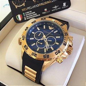 Relógio Empório Armani Q7C2QAEFC