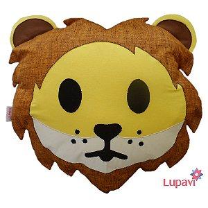 Almofada Emoji Leão