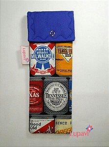 Porta Talher Mini Cervejas