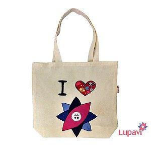 EcoBag I Love Lupavi