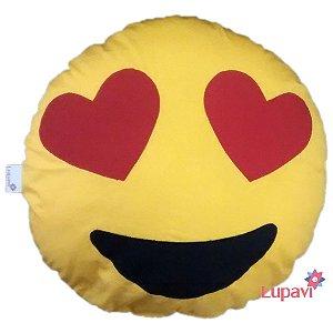Almofada Emoji Apaixonado