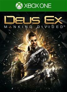 Deus Ex: Mankind Divided - Mídia Digital - Xbox One - Xbox Series X|S