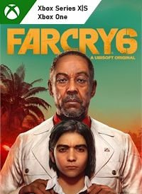 Far Cry 6 - Mídia Digital - Xbox One - Xbox Series X|S