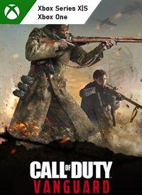 Call of Duty : Vanguard - COD Vanguard - Mídia Digital - Xbox One - Xbox Series X|S
