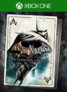 Batman: Return to Arkham - Mídia Digital - Xbox One - Xbox Series X|S