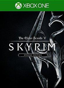 Skyrim Special Edition: The Elder Scrolls V - Mídia Digital - Xbox One - Xbox Series X|S