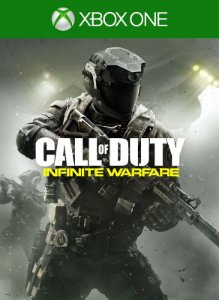 Call of Duty: Infinite Warfare - COD IW - Mídia Digital - Xbox One - Xbox Series X|S