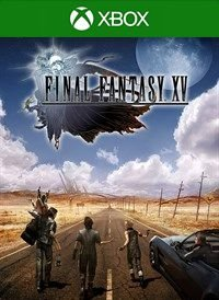 Final Fantasy XV - Mídia Digital - Xbox One - Xbox Series X|S