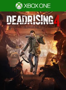 Dead Rising 4 - Mídia Digital - Xbox One - Xbox Series X|S