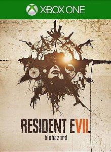Resident Evil 7 Biohazard - Mídia Digital - Xbox One