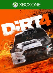 Dirt 4 - Mídia Digital - Xbox One - Xbox Series X|S