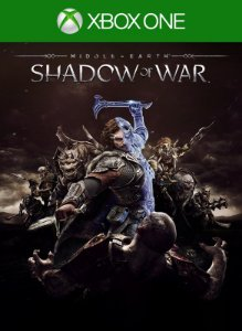 Middle - Earth - Shadow of War (Terra - média: Sombras da Guerra) - Mídia Digital - Xbox One