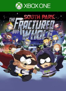 South Park: A Fenda que Abunda Força - Mídia Digital - Xbox One