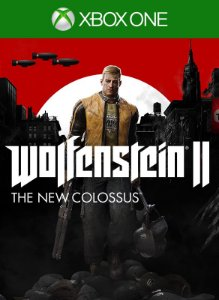 Wolfenstein II: The New Colossus (Wolfenstein 2) - Mídia Digital - Xbox One - Xbox Series X|S