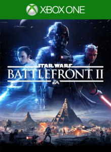 STAR WARS Battlefront II - Mídia Digital - Xbox One