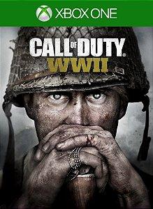 Call of Duty: WWII - COD WW2 - Mídia Digital - Xbox One