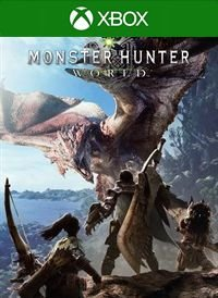 Monster Hunter: World - Mídia Digital - Xbox One - Xbox Series X|S
