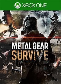 METAL GEAR SURVIVE - Mídia Digital - Xbox One - Xbox Series X|S