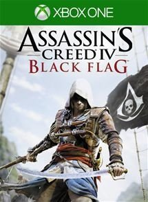 Assassin's Creed IV Black Flag - Mídia Digital - Xbox One