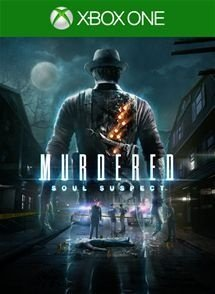 Murdered: Soul Suspect - Mídia Digital - Xbox One