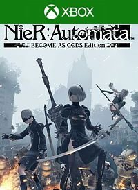 NieR Automata - BECOME AS GODS Edition - Mídia Digital - Xbox One - Xbox Series X|S