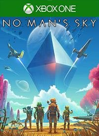 No Man's Sky - Mídia Digital - Xbox One - Xbox Series X|S