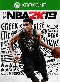 NBA 2K19 - Mídia Digital - Xbox One