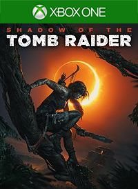 Shadow of the Tomb Raider - Mídia Digital - Xbox One